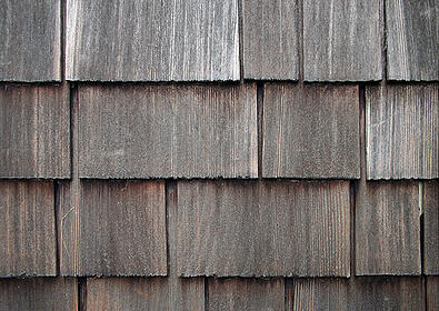 Faded Roof Shingles - Shake Roof Problems
