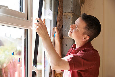 Replace old windows - home renovations that add value