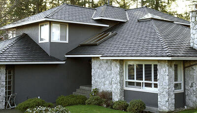 Replacing roof for exterior home upgrades