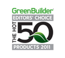 Green Builder's Editor's Choice