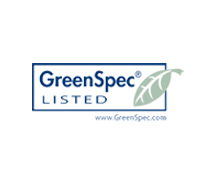 Green Spec Listed